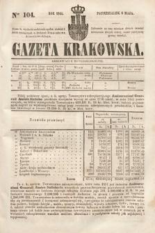 Gazeta Krakowska. 1844, nr104
