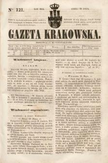 Gazeta Krakowska. 1844, nr121