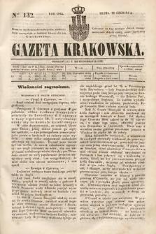 Gazeta Krakowska. 1844, nr132