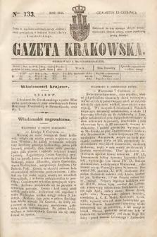 Gazeta Krakowska. 1844, nr133