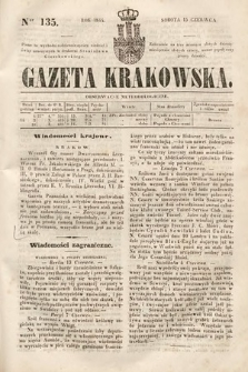 Gazeta Krakowska. 1844, nr135