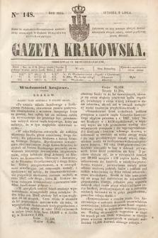 Gazeta Krakowska. 1844, nr148