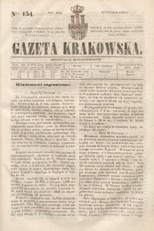Gazeta Krakowska. 1844, nr154