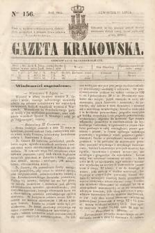 Gazeta Krakowska. 1844, nr156