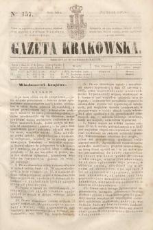 Gazeta Krakowska. 1844, nr157