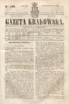 Gazeta Krakowska. 1844, nr159