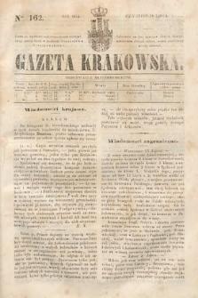 Gazeta Krakowska. 1844, nr162