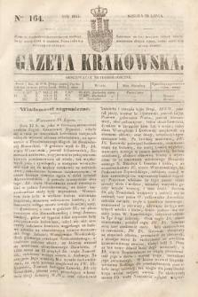 Gazeta Krakowska. 1844, nr164