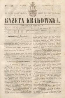 Gazeta Krakowska. 1844, nr167