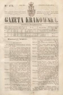 Gazeta Krakowska. 1844, nr171