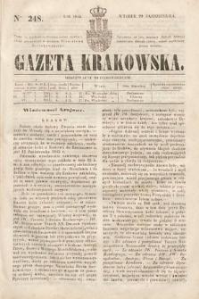 Gazeta Krakowska. 1844, nr248