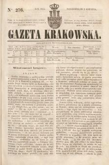 Gazeta Krakowska. 1844, nr276