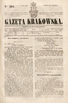 Gazeta Krakowska. 1844, nr293