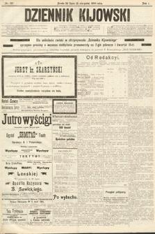Dziennik Kijowski. 1906, nr137