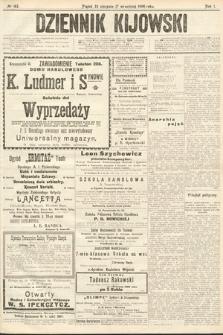 Dziennik Kijowski. 1906, nr162