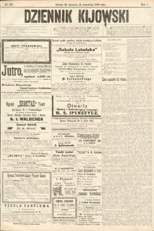 Dziennik Kijowski. 1906, nr163