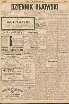 Dziennik Kijowski. 1906, nr179