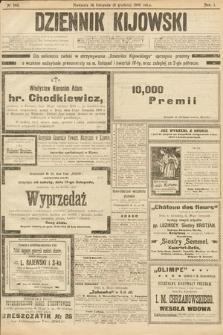 Dziennik Kijowski. 1906, nr240