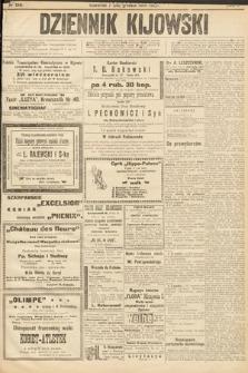 Dziennik Kijowski. 1906, nr249
