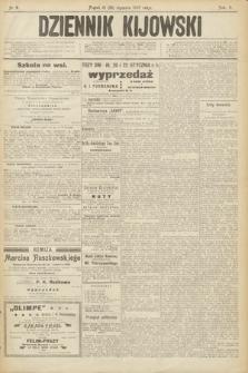 Dziennik Kijowski. 1907, nr9