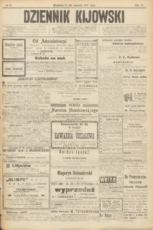 Dziennik Kijowski. 1907, nr11
