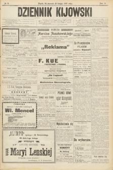 Dziennik Kijowski. 1907, nr21