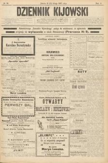Dziennik Kijowski. 1907, nr33