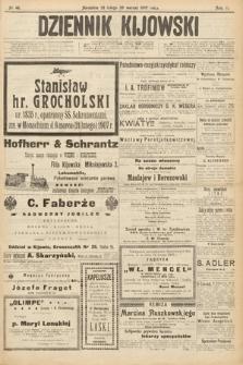 Dziennik Kijowski. 1907, nr46