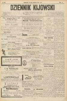Dziennik Kijowski. 1907, nr85