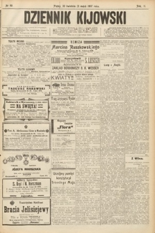 Dziennik Kijowski. 1907, nr92
