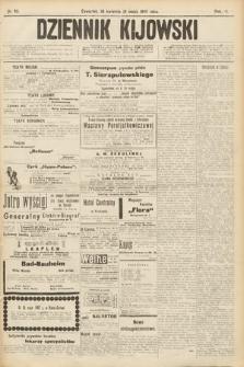 Dziennik Kijowski. 1907, nr95