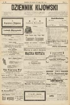 Dziennik Kijowski. 1907, nr98