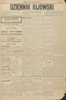 Dziennik Kijowski. 1907, nr134
