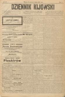 Dziennik Kijowski. 1907, nr137
