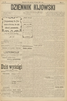 Dziennik Kijowski. 1907, nr144
