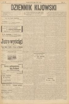 Dziennik Kijowski. 1907, nr160
