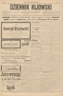 Dziennik Kijowski. 1907, nr178