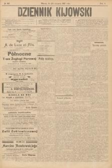 Dziennik Kijowski. 1907, nr183