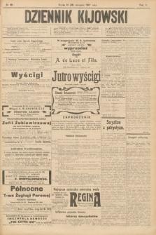 Dziennik Kijowski. 1907, nr184