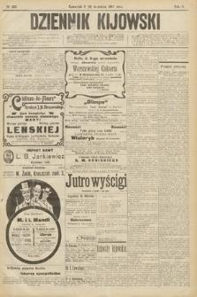 Dziennik Kijowski. 1907, nr202