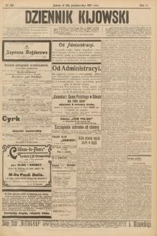 Dziennik Kijowski. 1907, nr233