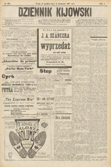 Dziennik Kijowski. 1907, nr242