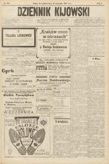 Dziennik Kijowski. 1907, nr244