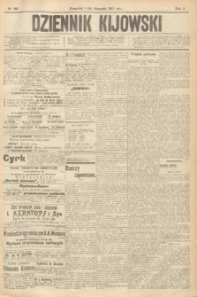 Dziennik Kijowski. 1907, nr249