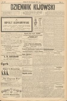 Dziennik Kijowski. 1907, nr257