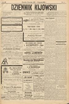 Dziennik Kijowski. 1907, nr292