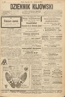 Dziennik Kijowski. 1907, nr297
