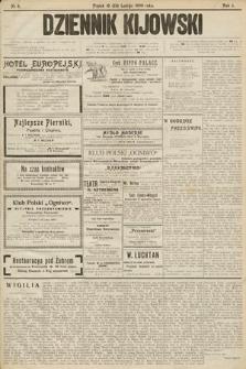 Dziennik Kijowski. 1906, nr8