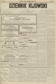 Dziennik Kijowski. 1906, nr14
