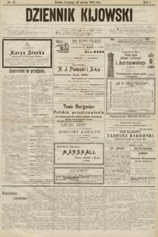 Dziennik Kijowski. 1906, nr20